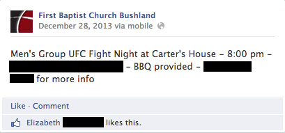 Church Fight Night copy