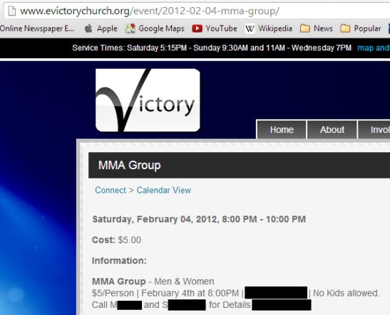 Victory Fight Night