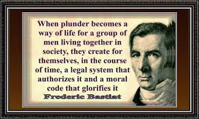 bastiat plunder