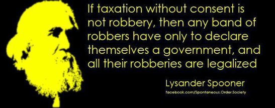 TaxationRobbery
